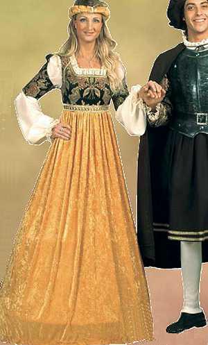 Costume-Duchesse-m�di�vale-F2