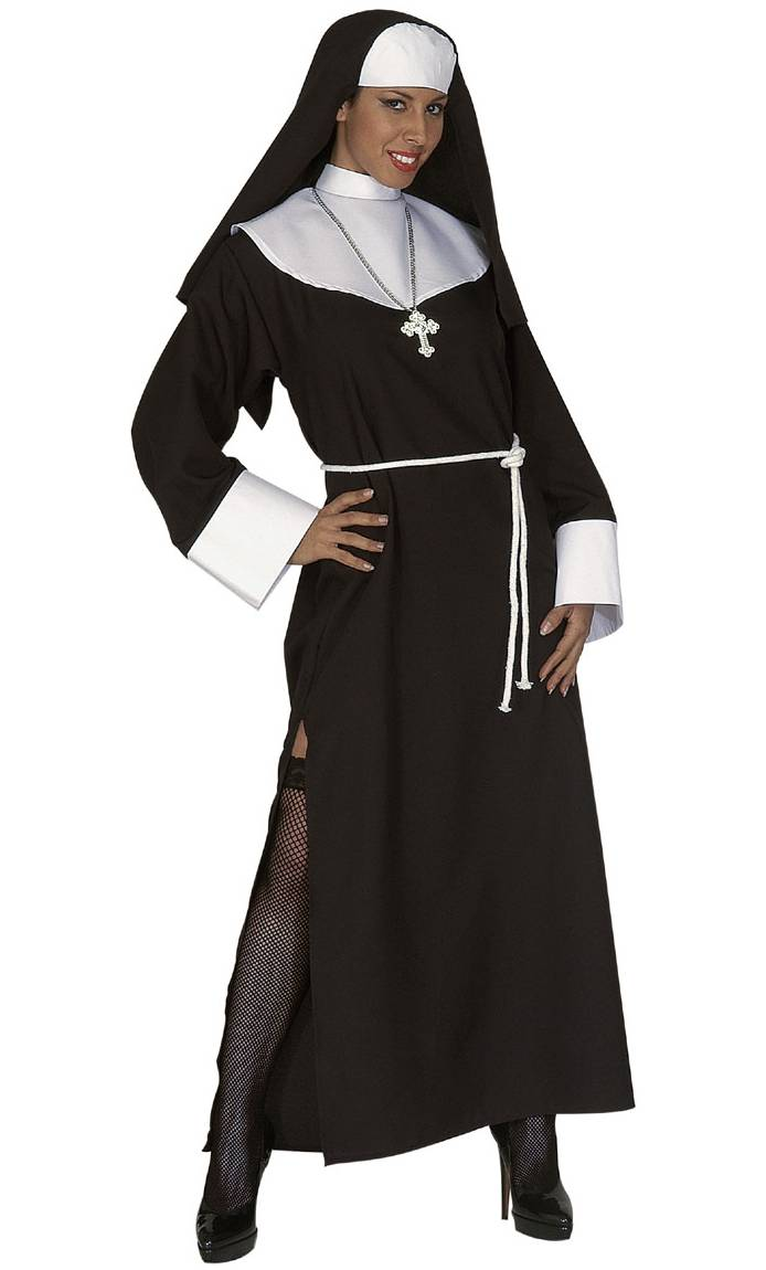 Robe de bonne soeur