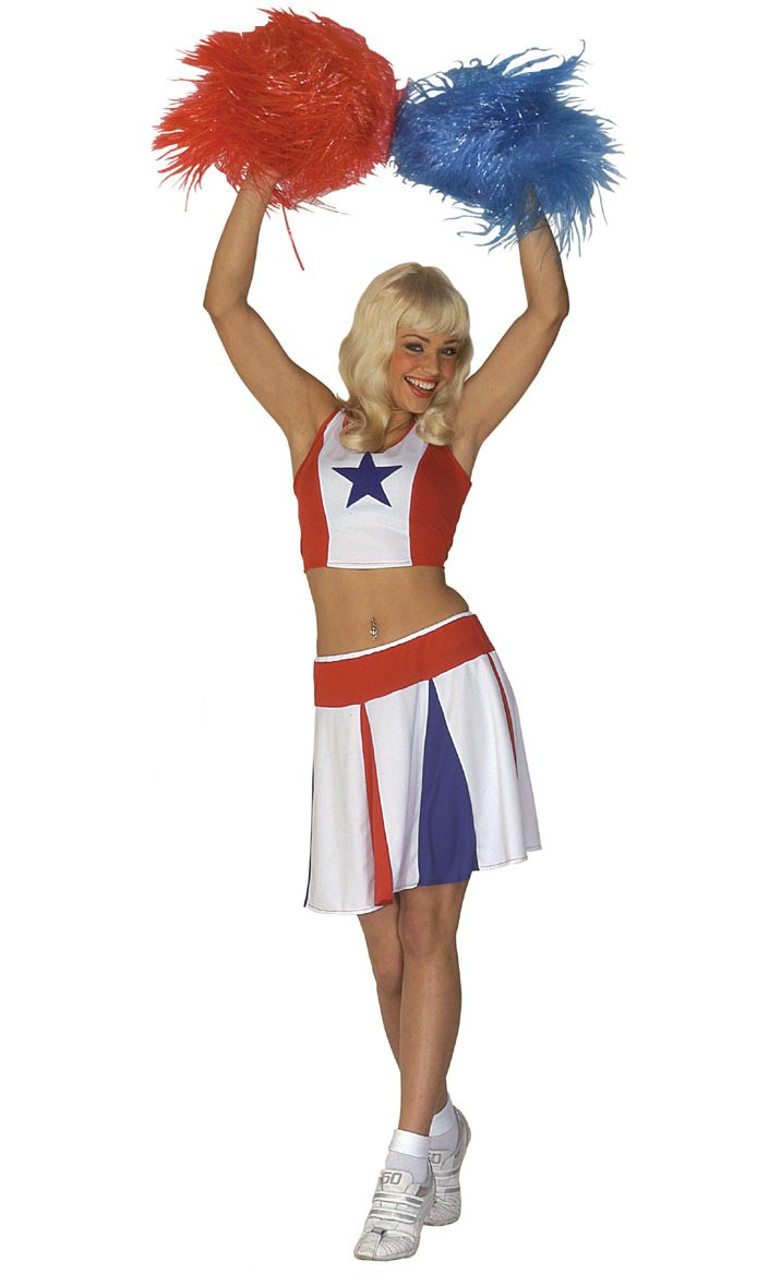 Costume pompom girl