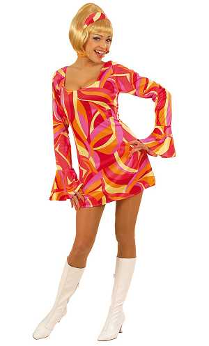 Costume-Disco-Mini-70s-orange