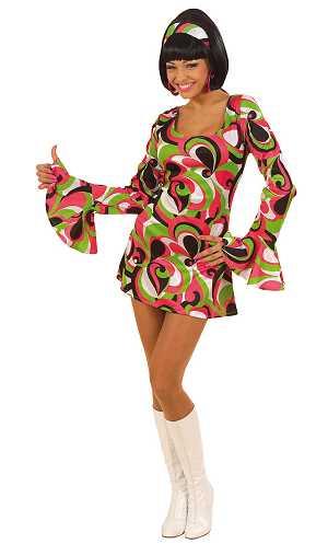 Costume-Disco-Mini-70s-verte
