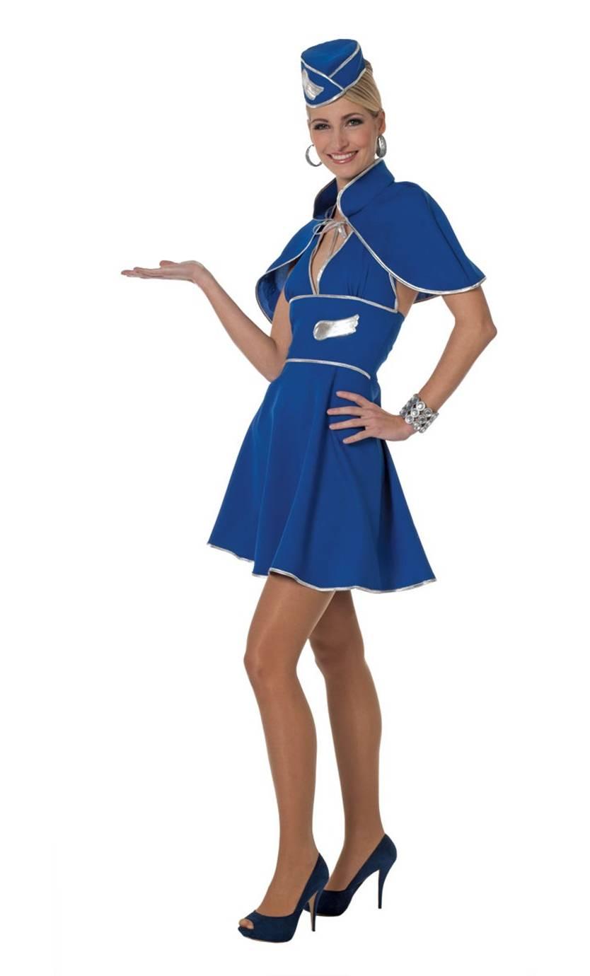 Costume-Hotesse-bleue