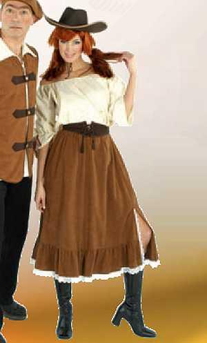 Costume-Cow-Girl-Jupe-Western