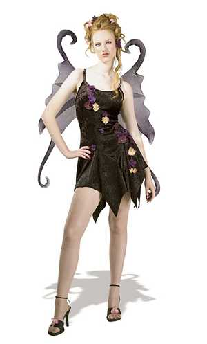 Costume-Elfe-noir