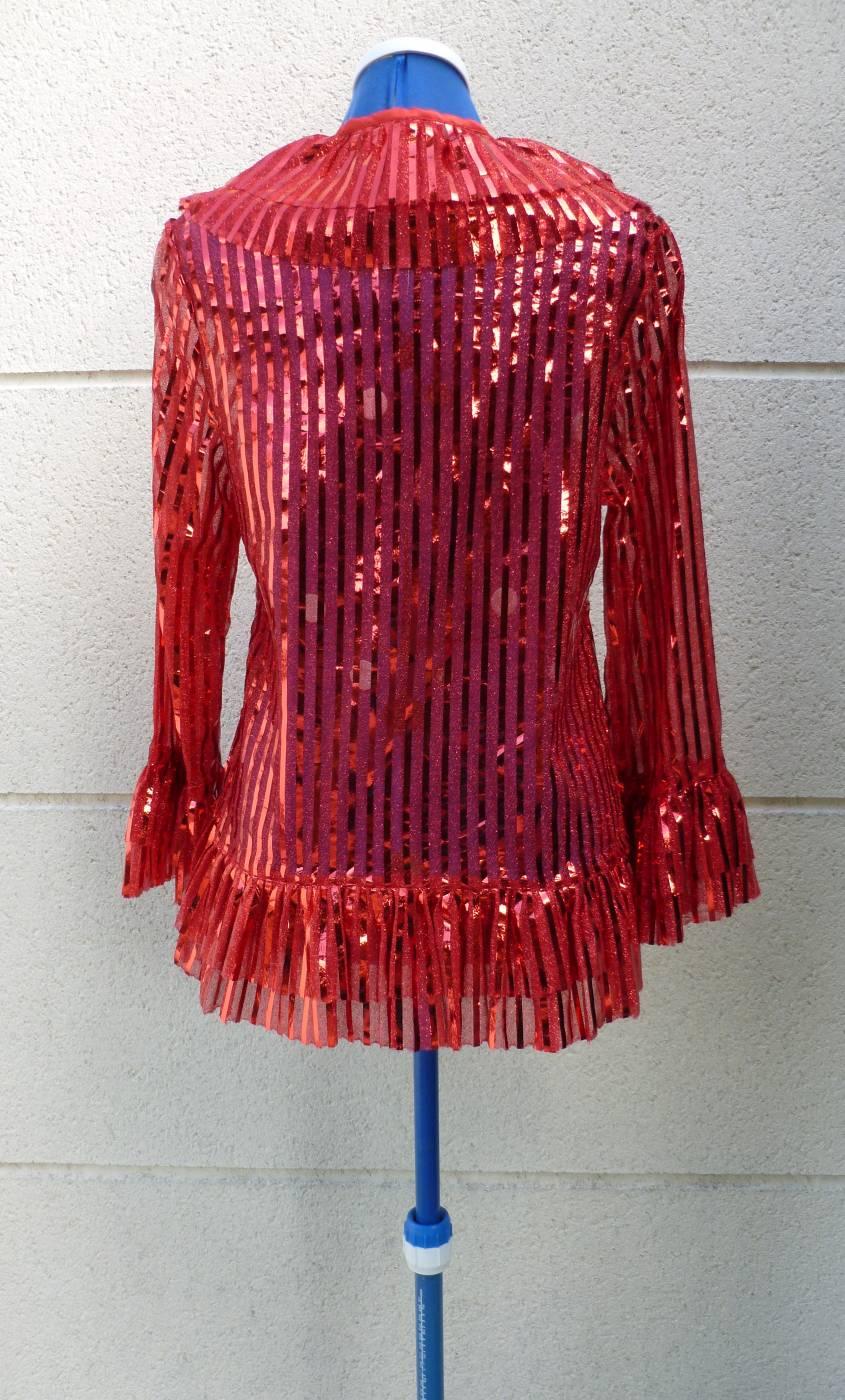 Costume-Chemise-cabaret-Marlène-rouge-2