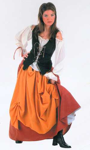 Costume-Médiévale-F10