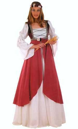 Costume-Médiévale-F11