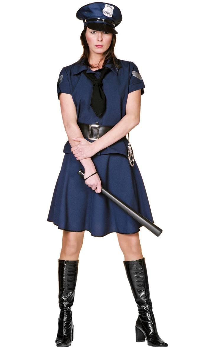 Déguisement-policière
