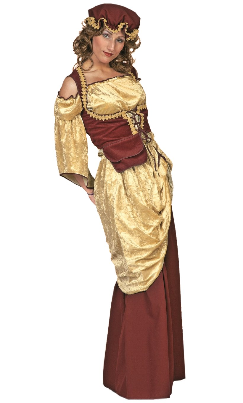 Costume-Médiévale-Moyen-Age