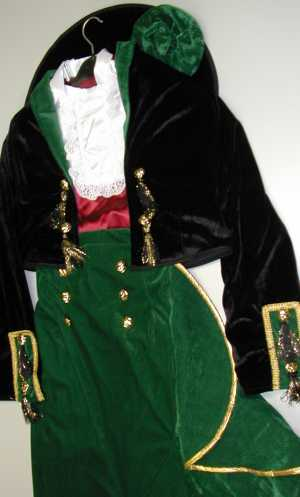 Costume-Espagnole-Andalouse-2