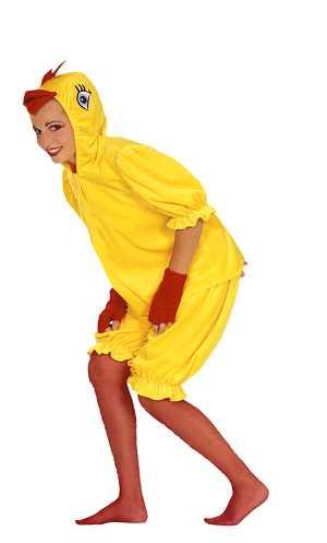 Costume-Poussinette