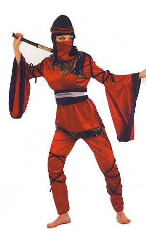 Costume-Ninja-F1