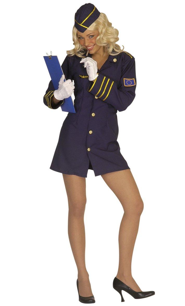 Costume d'hôtesse de l'air