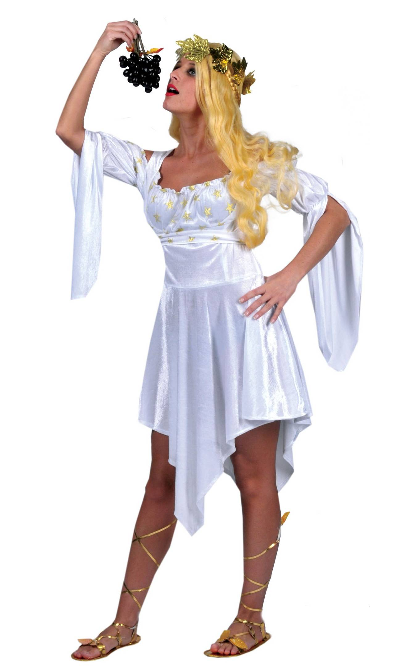 Costume-D�esse-blanche