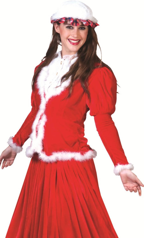Costume-Mère-Noël-Tradition-3
