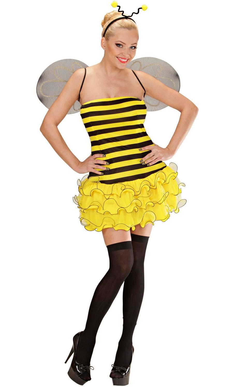 costume d 39 abeille pour femme v29382. Black Bedroom Furniture Sets. Home Design Ideas