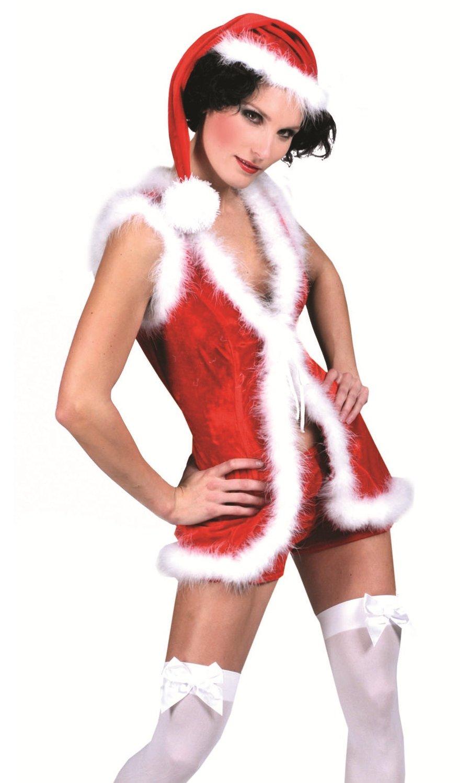 Costume-de-mère-Noël-en-gilet