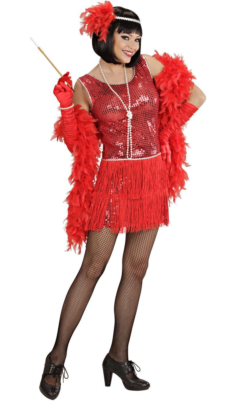 Robe-Charleston-rouge
