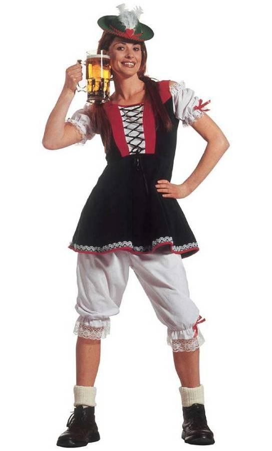 Costume tyrolienne femme
