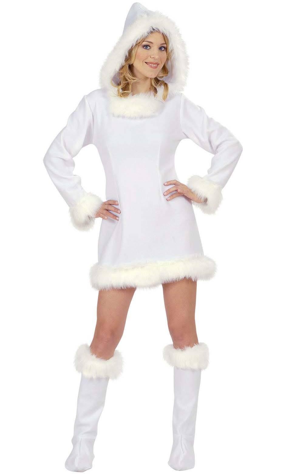 costume d 39 esquimau pour femme v29418. Black Bedroom Furniture Sets. Home Design Ideas
