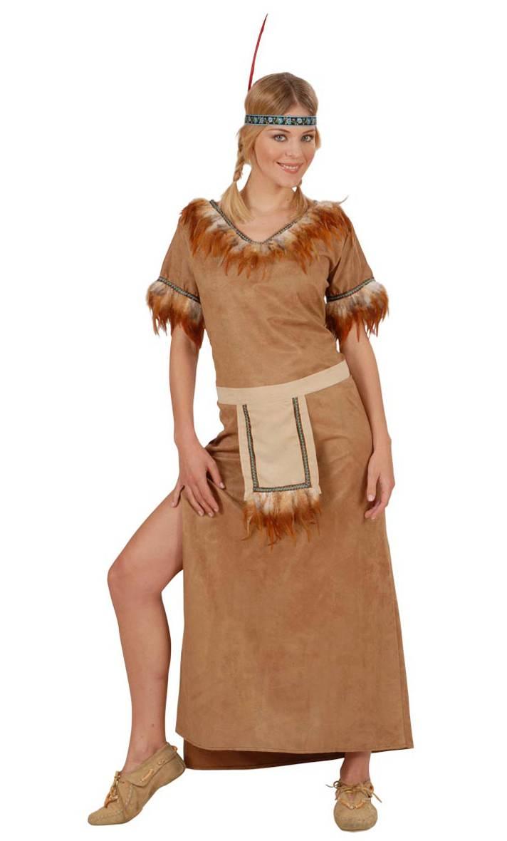 Costume-Indienne-longue-Femme-2