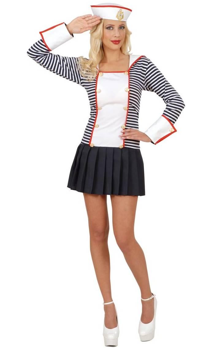 Costume-de-marin-pour-femme