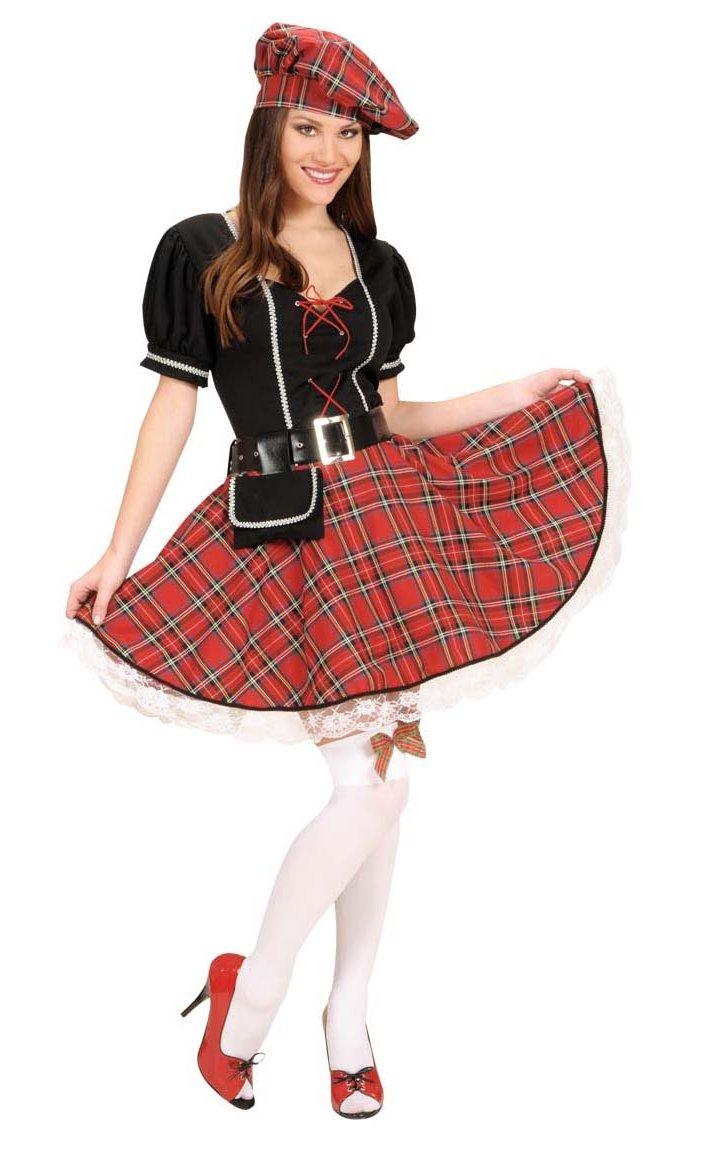 Costume d'écossaise