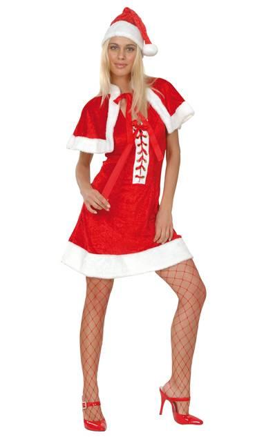 Costume-Mère-Noël