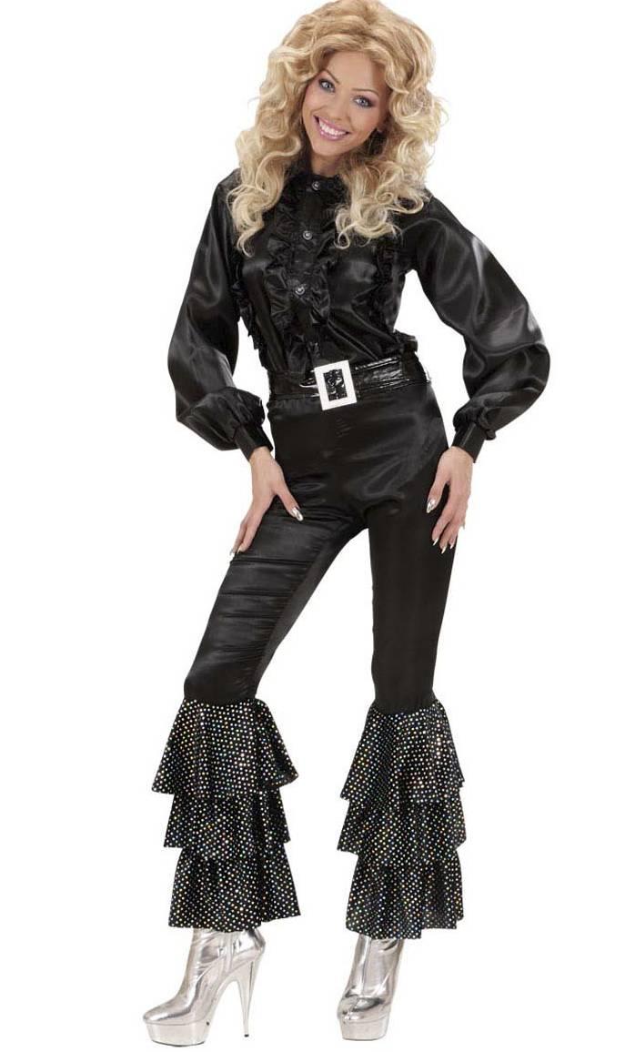 Pantalon-Disco-Femme-noir-2