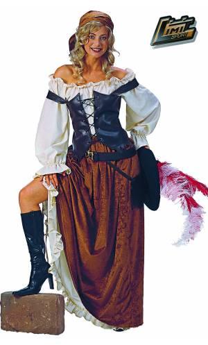Costume-Pirate-Médiévale