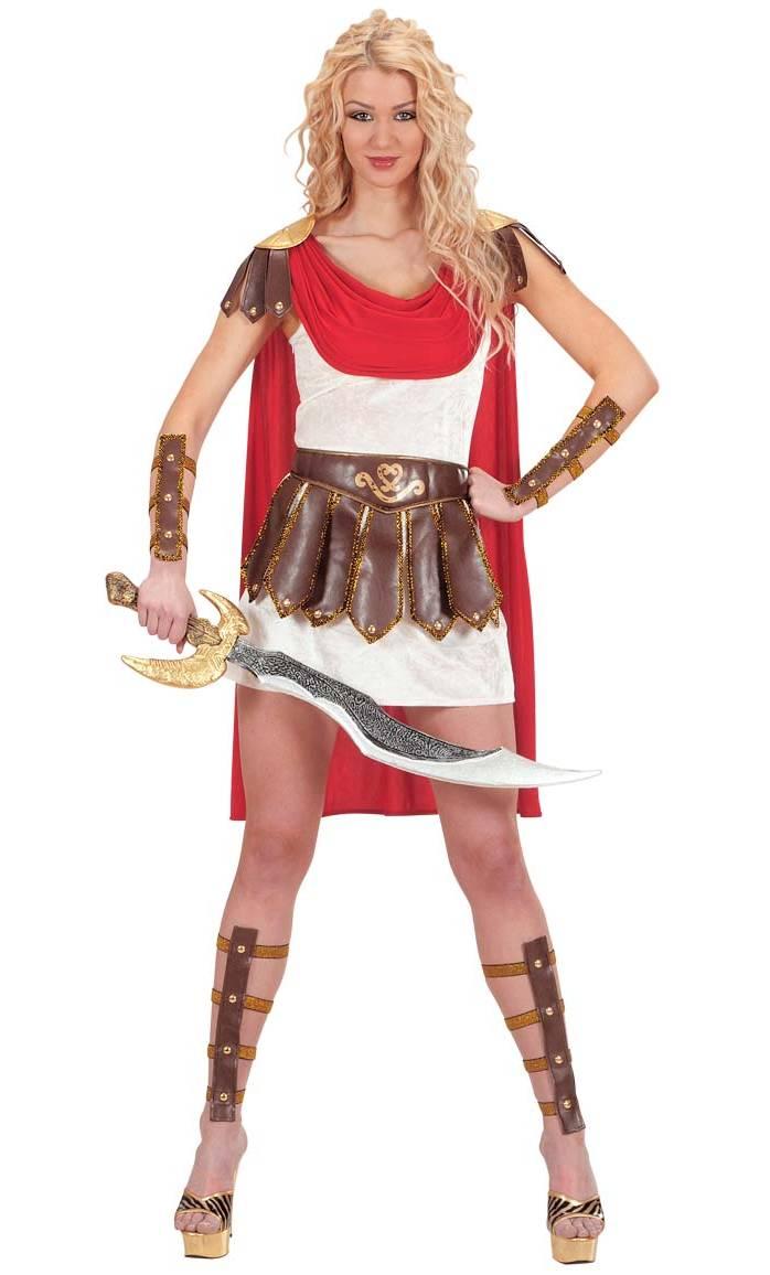 Costume de centurion romain femme