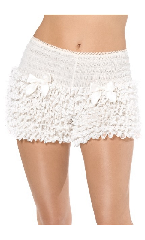 Shorty-blanc-Luxe
