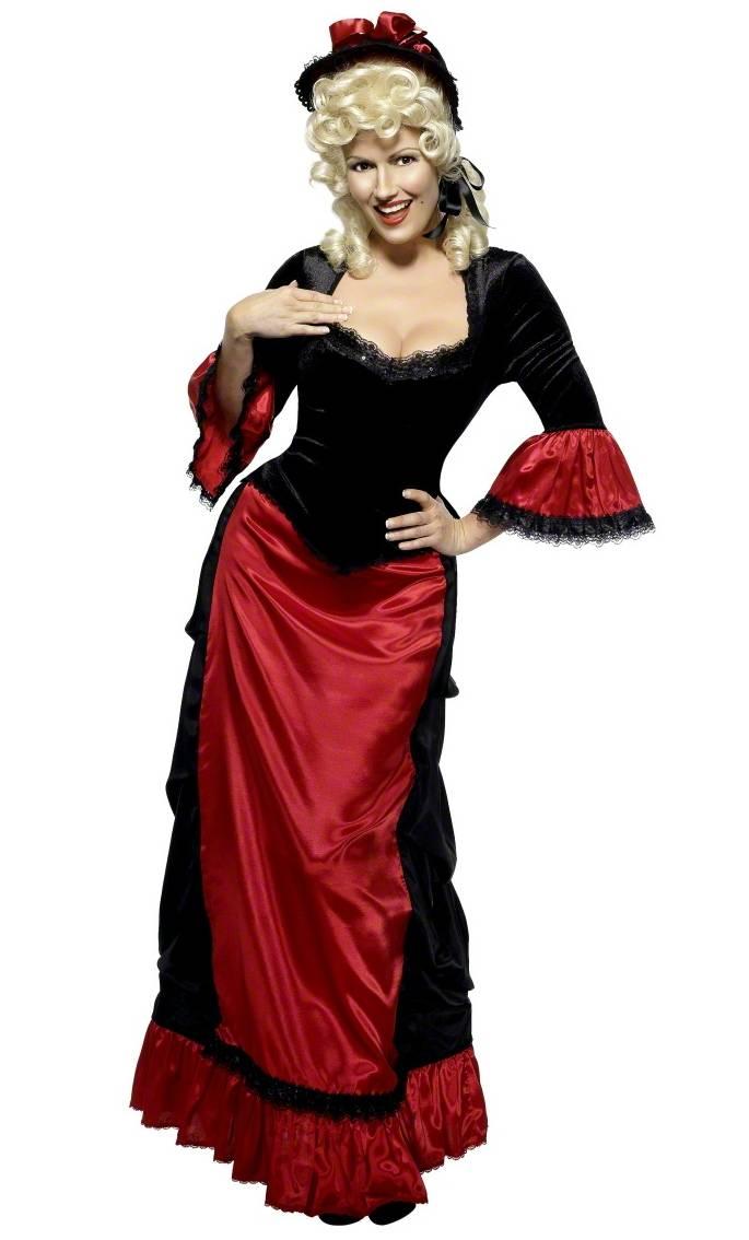 Costume-Robe-Victorienne
