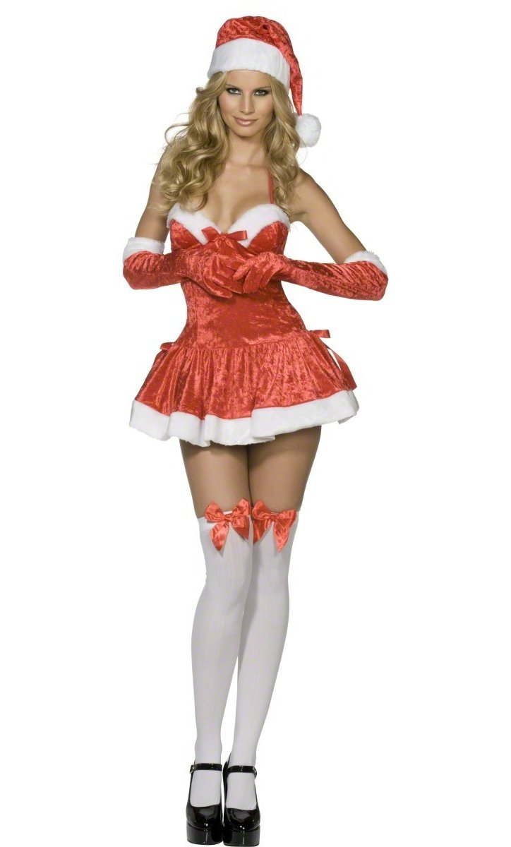 Costume-Mère-Noël-fever-rouge