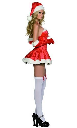 Costume-Mère-Noël-fever-rouge-2