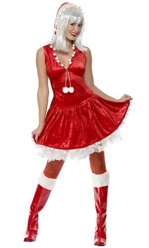 Costume-Mère-Noël-flocons