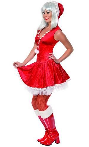 Costume-Mère-Noël-flocons-2