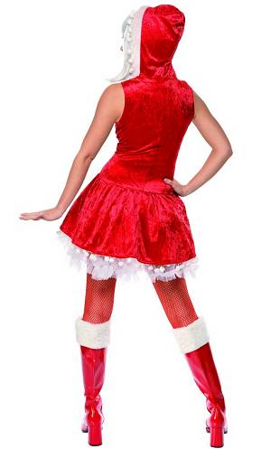 Costume-Mère-Noël-flocons-3