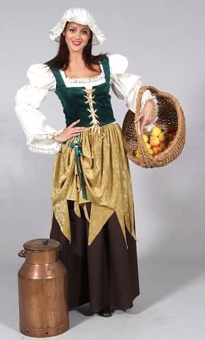 Costume-Paysanne-médiévale-F3
