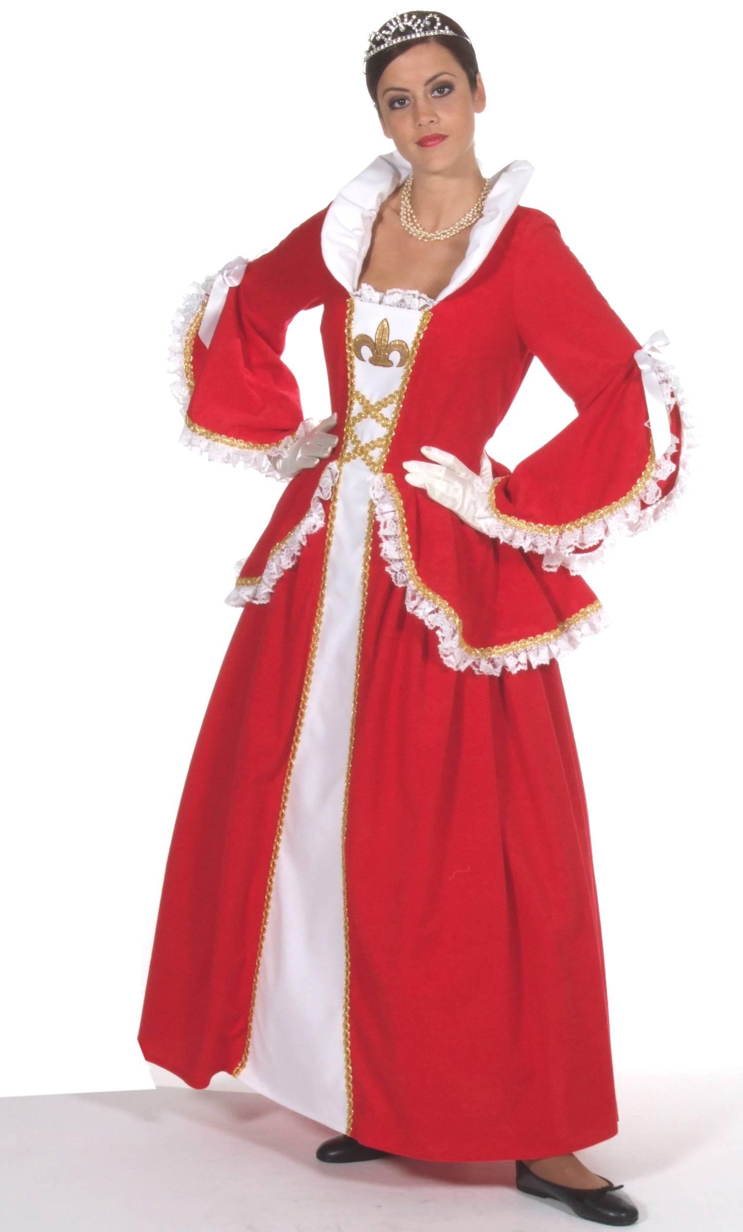 Costume-Robe-Marquise-Rubis