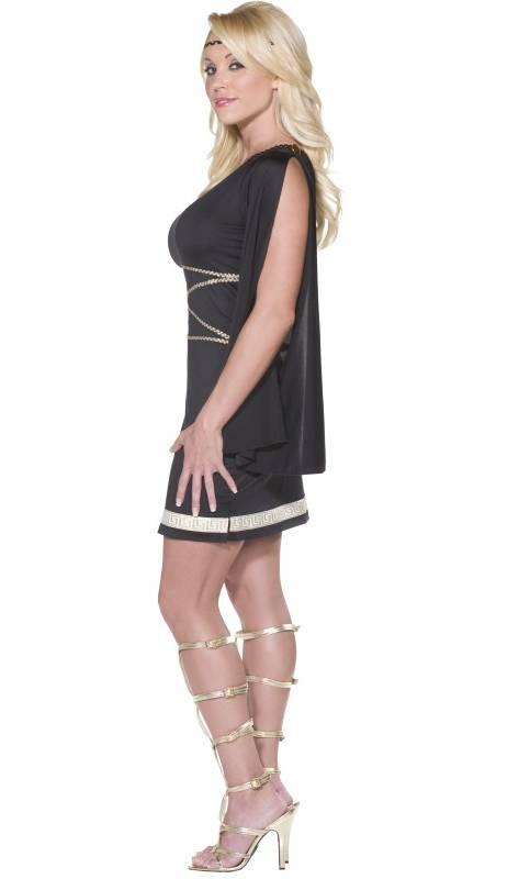 Costume-Déesse-noir-et-or-2