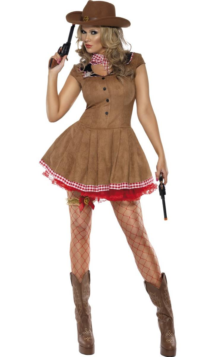Costume-Cowgirl