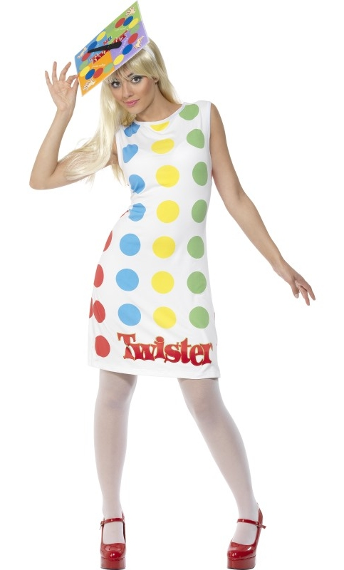 Costume twister femme