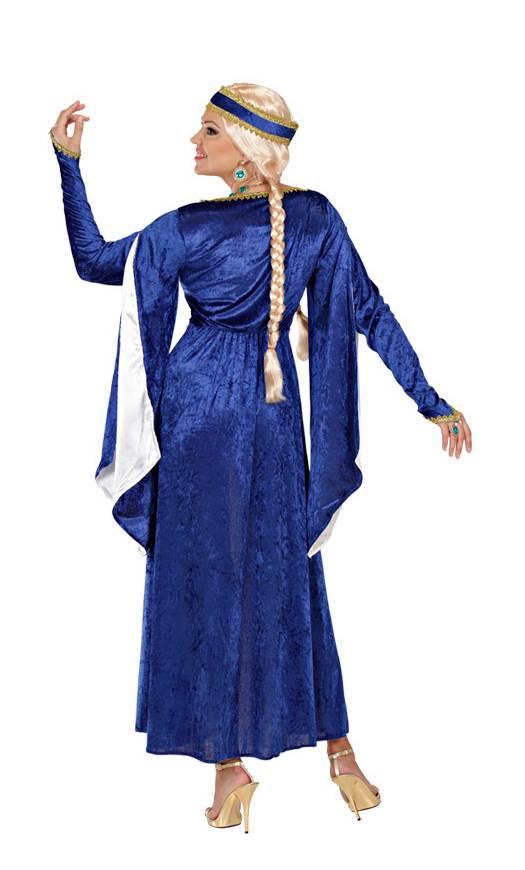 Costume-Renaissance-bleue-Grande-Taille-XL-XXL-2