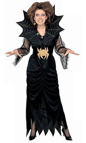 Costume-Femme-araignée-XL