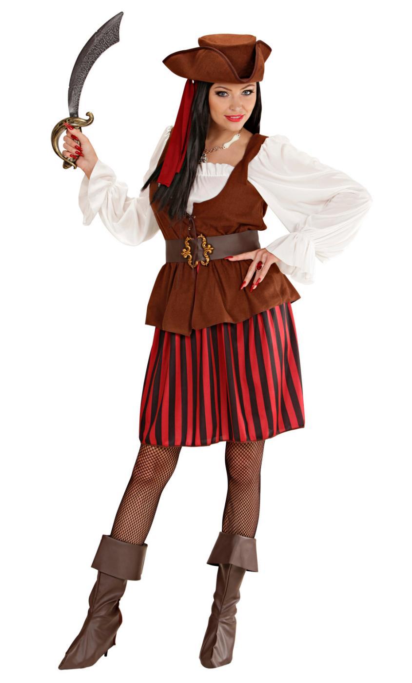 Costume de pirate grande taille