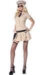 Costume-de-policière-pour-femme