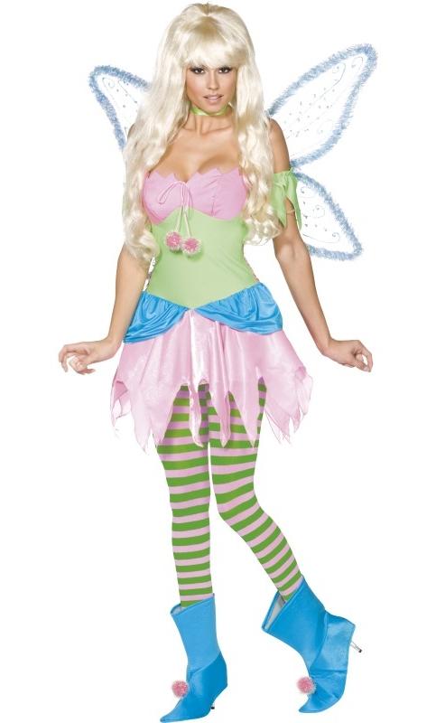 Costume-elfette