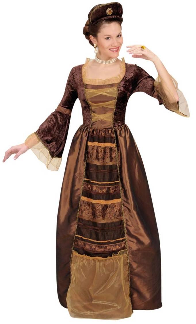 Robe-de-Marquise-Femme-Grande-Taille-XL