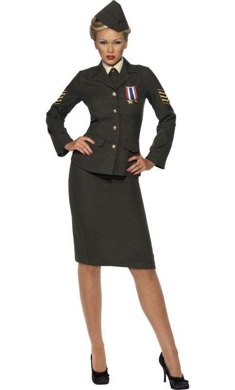 Costume-Militaire-Femme